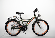 "Bicycle 20"" Kn-Al-ATB R30 3NX U BANANA Hunter-green"