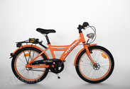 "Bicycle 20"" Kn-Al-ATB R30 3NX U BANANA Marigold-orange"