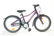 "Bicycle 20""Kn-Al-ATB R30 3NX U Curve Purple-jam"