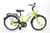 "Bicycle 20"" Kn-Al-ATB R30 RBN U Curve lime green"