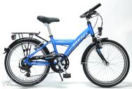 "велосипед 20""Kn-Al-ATB R30 T07 U BANANA POWERKID Ac"