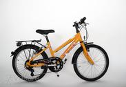 """Bicycle 20"""" Ma-Al-ATB R30 T07 U TRAPEZ Narcisse-yelow"""