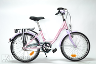 "Bicycle 20""Ma-St-ATB R30 RBN U DEEP-T Pink-mant"