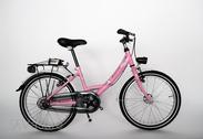 "Bicycle 20"" Ma-St-ATB R30 RBN U WAVE FRESH magnoliapink"