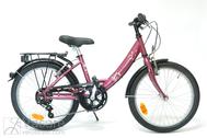 "Dviratis 20""Ma-St-ATB R30 T07 U MONO clove-pink"