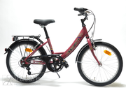"Bicycle 20"" Ma-St-ATB R30 T07 U MONO Frozen-red"