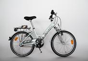 "Bicycle 20"" Mä-St-ATB R30 3NX F SUN Ice-mint"