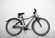 """Bicycle 24"""" Kn-Al-ATB R36 7NY U Curve Night-blue"""