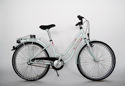 "Bicycle 24""Ma-St-ATB R36 3NX U TOUREN Ice-mint"