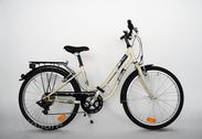"Bicycle 24""Ma-St-ATB R36 T07 U TOUREN Vanilla"