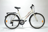 "Bicycle 26""Da-Al-ATB R50 T07 U Curve Cream-metallic"