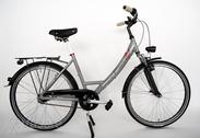 """Bicycle 26""""Da-Al-CTY R44 7NY F WAVE classic grey"""