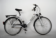 "Bicycle 26""Da-Al-CTY R44 7NY F WAVE coolwhite"
