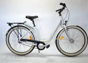 Bicycle 26''Da-Al-CTY R44 7NY U NUN-BA  Snow-ange