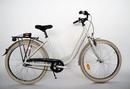 """Bicycle 26""""Da-Al-CTY R45 7NY U DEEP-N White-shadow"""