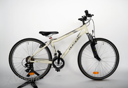"Jalgratas 26""Da-Al-MTB R38 T21 F TRAPEZ Vanilla"