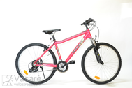 "Bicycle 26""Da-Al-MTB R43 T21 F TRAPEZ Hibiscus-red"