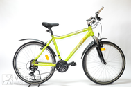 "Bicycle 26""Da-Al-MTB R48 C21 F TRAPEZ Lime-green"