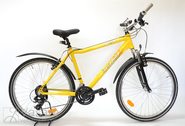 "велосипед 26""Da-Al-MTB R48 C21 F TRAPEZ True yellow"