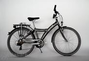 "Bicycle 26""He-Al-ATB R38 T07 U BANANA CITYRIDER ~Iron-Black"