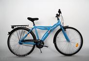 "Bicycle 26""He-Al-ATB R44 7NX U BANANA Sport-blue"