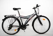 """Bicycle 26""""He-Al-ATB R44 T21 U Y-TYPE Slate-grey"""
