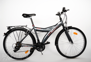"велосипед 26""He-Al-ATB R44 T21 U Y-TYPE Slate-grey"