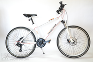 "Bicycle 26"" He-Al-MTB R42 C24 F DIRT Polar-white"