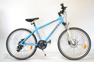 "Bicycle 26"" He-Al-MTB R42 C24 F DIRT Sport-blue"