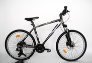 "Bicycle 26""He-Al-MTB R48 D24 F MTB-MI Iron-black"