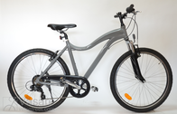 "Bicycle 26""He-Al-MTB R48 T07 F HYDRO  Cinder-grey"