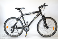 "Bicycle 26"" He-Al-MTB R48 T21 F HERREN Diamond-black"