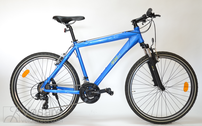 "Bicycle 26""He-Al-MTB R48 T21 F HERREN Olympic-bl"