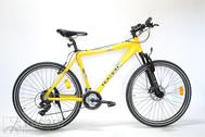 """Bicycle 26"""" He-Al-MTB R48 T21 F HERREN True yellow"""