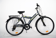 """Bicycle 26""""He-St-ATB R44 T21 F BANANA Oyster-grey"""