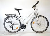 "Bicycle 28""Da-Al-CRS R40 T21 F TRAPEZC Snow-angel"