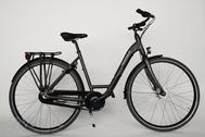 "Bicycle 28""Da-Al-CTY R50 3RB U WAVE-NS LUCCA NL ~ iron-black MATT"