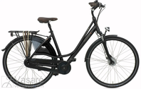 "Bicycle 28"" Da-Al-CTY R54 8RB DAMEN SALERNO NL Arrant Black"