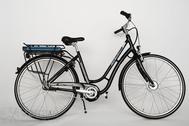 "Bicycle 28""Da-Al-EBK R50 7NY U TOUREN E-Bike Arrant-Black"