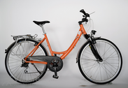"велосипед 28""Da-Al-TRK R50 C24 F WAVE-LI marigold orange"