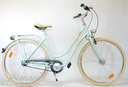 "Bicycle 28""Da-Al-TSP R55 7NY U TSP-IT 1949 o.Korb"