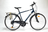 "Bicycle 28"" He-Al-CRS R53 C27 F HERR-CI  Blue-whale"