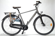 "Bicycle 28"" He-Al-CTY R61 7RB F HERREN SALERNO NL Lead-metal"