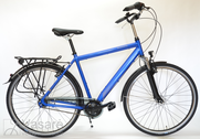"Bicycle 28""He-Al-TRK R53 8NY F HERR active blue"
