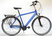 "велосипед 28"" He-Al-TRK R53 8NY F HERR active blue"