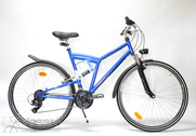 "Bicycle 28""He-St-SUS R53 T21 F D-TYPE Active-blue"
