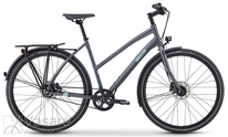 Bicycle Breezer Beltway 8+ ST Satin Gray