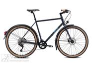 Fahrrad Breezer DOPPLER CAFE+ 52cm Deep Blue