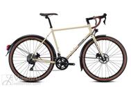 Fahrrad Breezer DOPPLER TEAM+ 52cm Sawdust