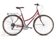 Dviratis Breezer DOWNTOWN EX ST 46cm Red
